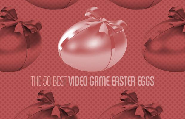 <b>挑战玩家的极限 50大内涵游戏彩蛋你都发现了吗?</b>