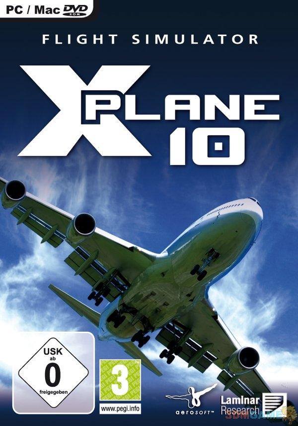 容量55G!3DM《专业飞行模拟10》多国语言版下载