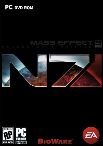 3DM全国首发!《质量效应3》N7数位豪华版下载