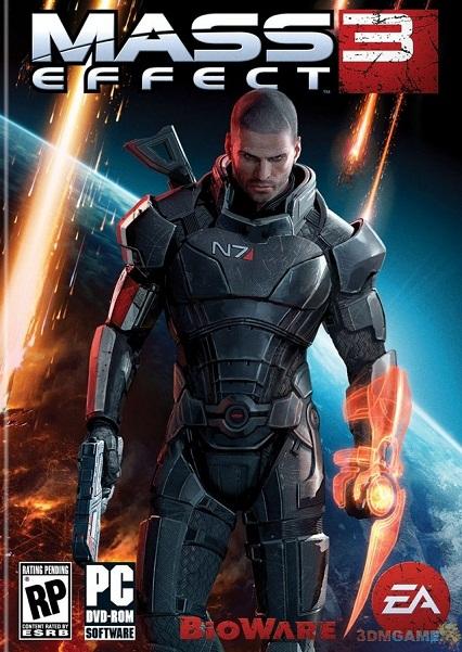 3DM全国首发《质量效应3》破解版下载 拯救地球作战开始