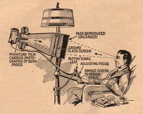 "IT界的考古:1935年的""iPad"""