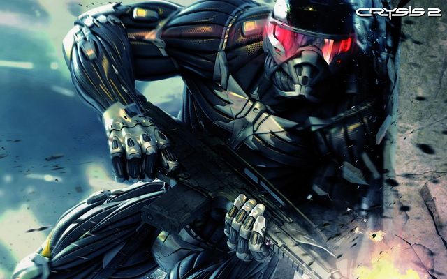 "Crytek将于四月份公布传说中的""秘密""3A大作"