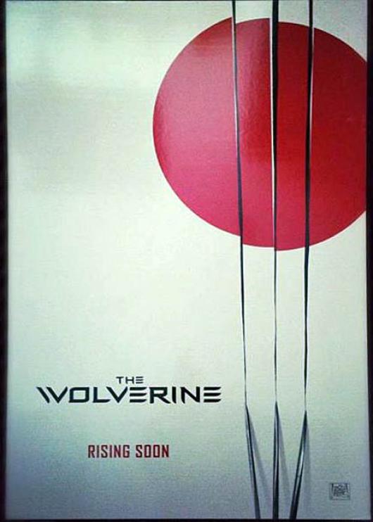 电影《金刚狼2》让日本人震怒 金刚狼怒劈日本国旗