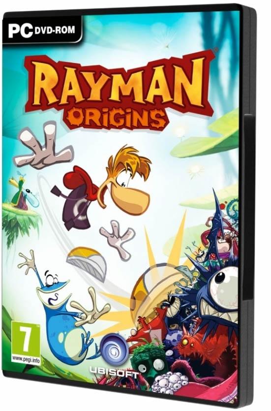 育碧人气系列新作《雷曼:起源》PC正式版下载放出