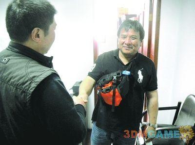香港游客在武汉被偷手机 武汉民警20分钟找回