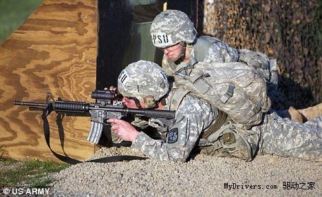 美军拟研制神奇子弹:飘浮空中等待目标