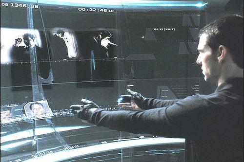 微软研发透明显示屏 科幻电影场景离现实不远了
