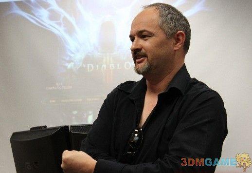 《暗黑破坏神3》高级制作人Alex Mayberry 访谈