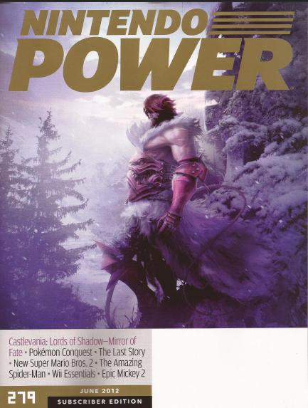 《恶魔城:宿命之镜》公布 贝尔蒙特再战江湖