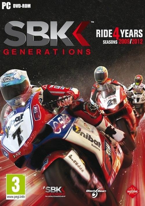 <b>3DM全国首发!赛车竞速游戏《SBK世代》破解版下载</b>