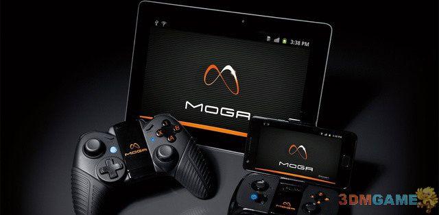 IOS迎来春天 MOGA实体手柄霸气登场 改善操控