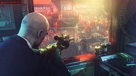 费叔先歇歇 《杀手5》将是最佳暗杀游戏的五理由