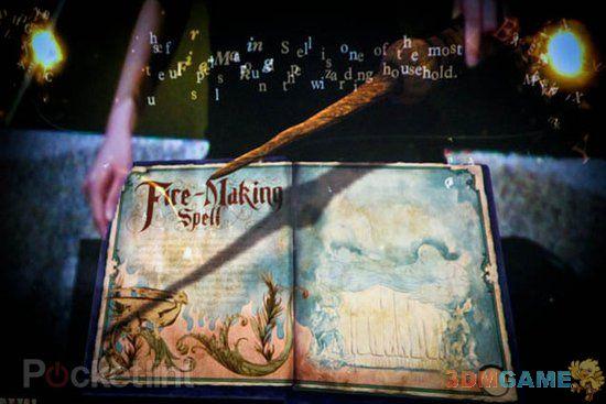 索尼 PlayStation 将要推出增强现实版《魔法书》
