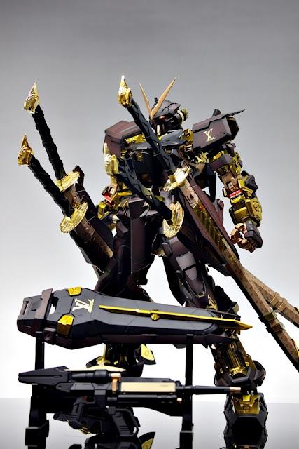 高富帅专用高达 玩家自制Gundam Astray LV霸气版