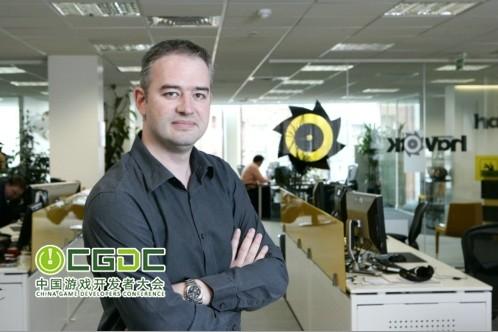顶级物理引擎商HavokCEO将参加中国游戏开发者大会