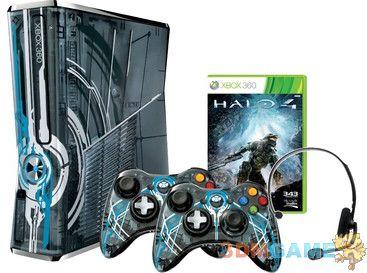 《光晕4》限量版Xbox 360即将发售 细节公开