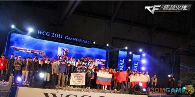 WCG总决赛重返中国 《穿越火线》成国手夺冠热门