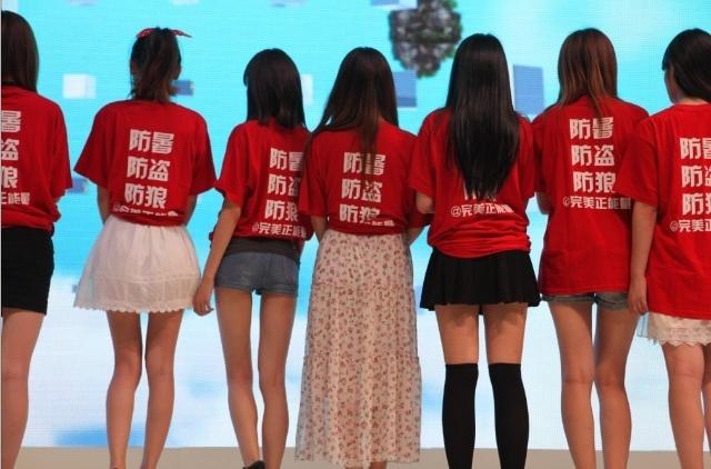 酥胸卖肉靠边站 ChinaJoy2012也有正经的力量!