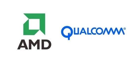 <b>传高通将收购AMD 刺激后者股价大涨近10%</b>