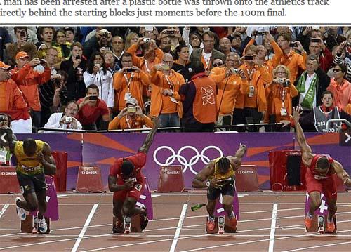 伦敦奥运也作弊!四个奥运与游戏都存在的漏洞