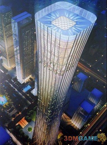 我国4年投千亿建6座摩天楼 最高者超迪拜塔