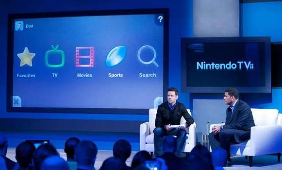 雷吉:WiiU性能完全满足未来5年内游戏发展需求