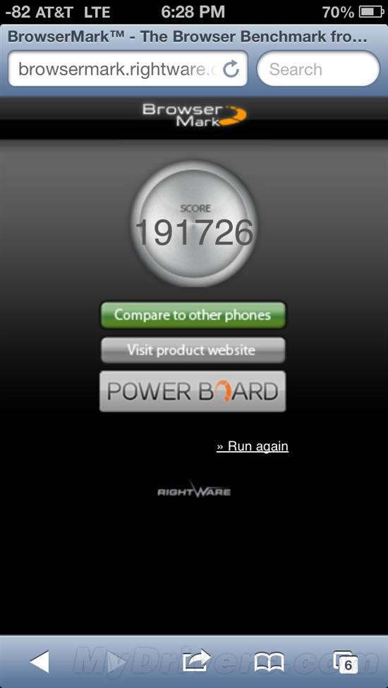 真的无敌天下!iPhone 5 CPU/GPU性能详细评测