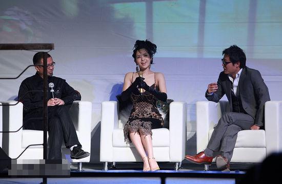 苍井空加盟《4D肉蒲团》年底开拍 表明立场不脱衣