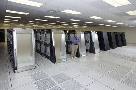 改变世界的七大超级电脑 我国天河1A上榜