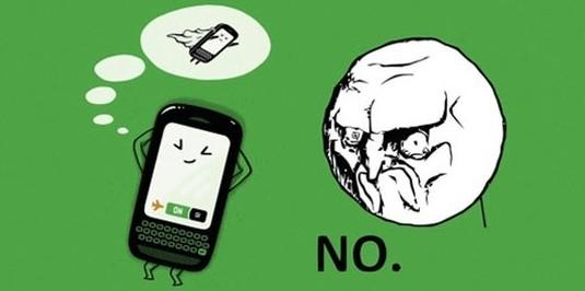"""<b>""""机""""不可使?再来谈谈手机飞行模式吧</b>"""