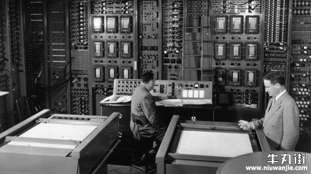 超级计算机发展史!25台充满房间的庞然大物们
