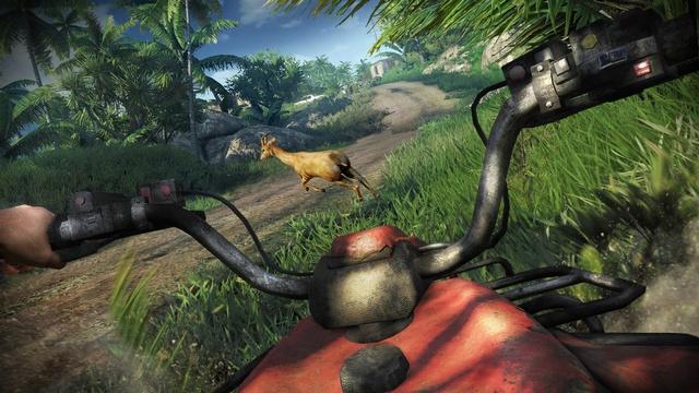 《孤岛惊魂3》跟上古5一样开放 自由无限任你游玩