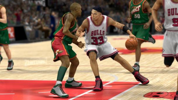 《NBA 2K13》销售太火爆了 领衔美国游戏排行榜
