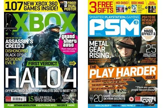 平面媒体已经没落?两个知名游戏杂志宣布停刊