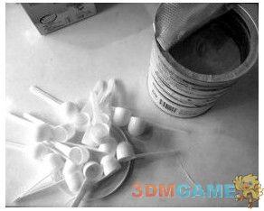 奶粉罐内现18只勺子 公司回应称或是机器故障