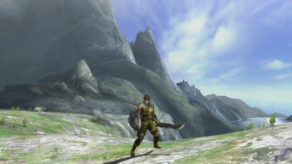 刀斧手的逆袭 《怪物猎人3:终极》刀盾截图披露