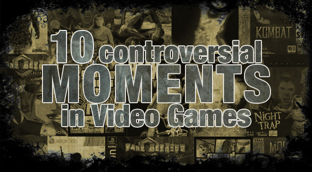 十大最具争议游戏镜头 强奸血腥歧视屠杀应有尽有