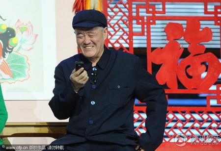 <b>赵本山再度退出央视春晚 称作品未达心理预期</b>