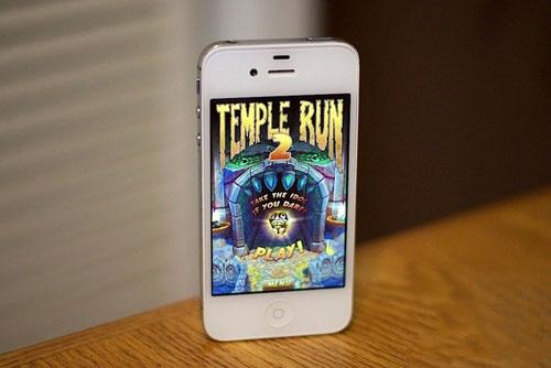 《神庙逃亡2》实在火爆 上线四天销量破2000万!
