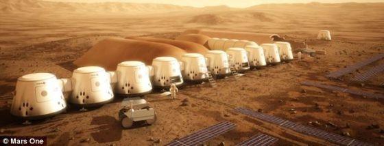 有去无回之旅 中国数百无畏之人报名火星单程游