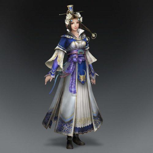 <b>《真三国无双7》新6武将人物简介 蔡文姬真的好萌</b>