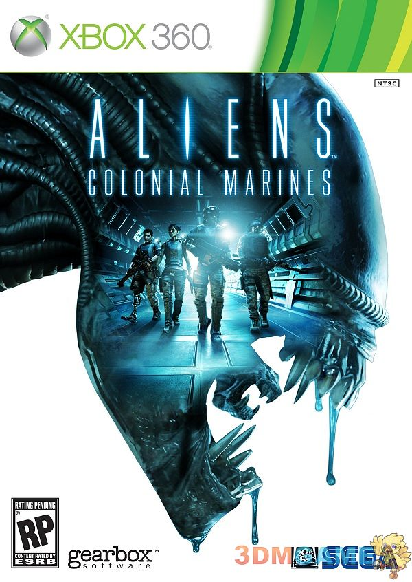 3DM全国首发!《异形:殖民军》Xbox360版下载