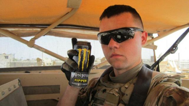 美驻阿富汗士兵玩使命召唤 逃避地狱般军队生活