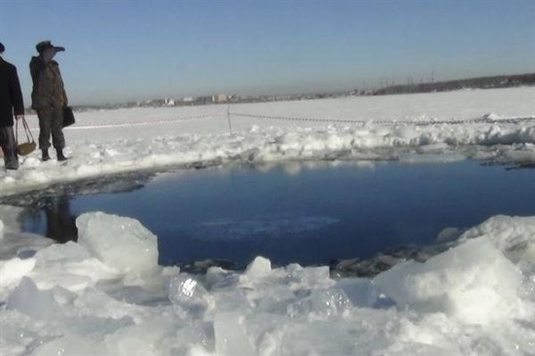 <b>威力实在惊人!撞击俄罗斯的陨石重达一万吨</b>