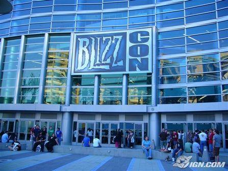 暴雪嘉年华2013正式公布 11月来见证游戏的盛典