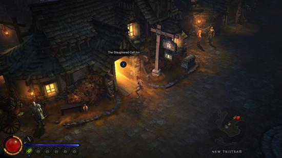 《暗黑3》主机版支持四人同屏 为新平台重新设计UI