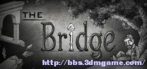 挑战你的智慧 黑白手绘风格解密游戏《桥》破解版