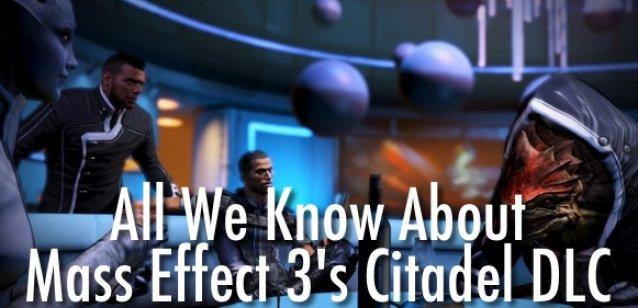 <b>《质量效应3》神堡DLC详细信息 延伸剧情引向续作?</b>