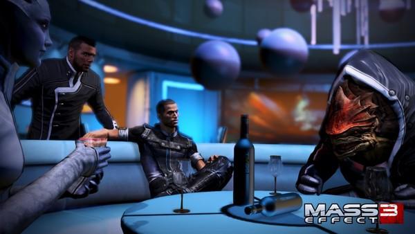 《质量效应3》新DLC被分割 15美元改变斜坡结局