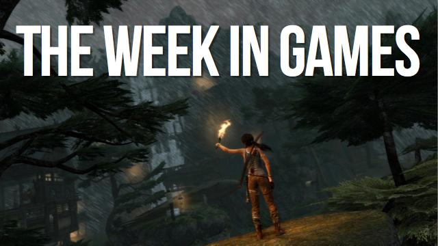 本周游戏发售一大堆 《古墓丽影9》在前领跑